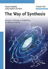 The Way of Synthesis: Evolution of Design and Methods for Natural Products