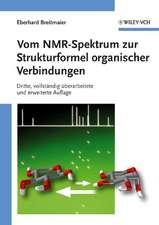 Vom NMR–Spektrum zur Strukturformel organischer Verbindungen