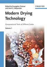 Modern Drying Technology: 5 Volume Set