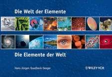 Die Welt der Elemente – Die Elemente der Welt