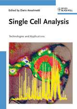 Single Cell Analysis: Technologies and Applications