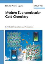 Modern Supramolecular Gold Chemistry: Gold–Metal Interactions and Applications