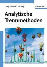 Analytische Trennmethoden
