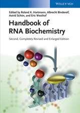 Handbook of RNA Biochemistry: 2 Volume Set
