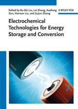 Electrochemical Technologies for Energy Storage and Conversion: 2 Volume Set