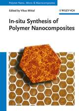 In–situ Synthesis of Polymer Nanocomposites