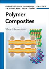 Polymer Composites: Nanocomposites