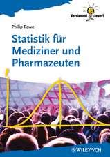 Statistik für Mediziner und Pharmazeuten