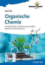 Organische Chemie: für Biochemiker, Lebenswissenschaftler, Mediziner, Pharmazeuten...