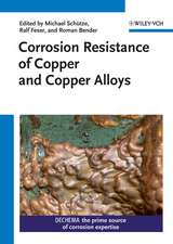 Corrosion Resistance of Copper and Copper Alloys