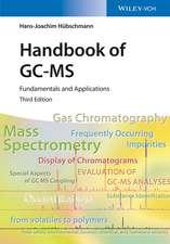Handbook of GC–MS: Fundamentals and Applications