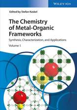 The Chemistry of Metal–Organic Frameworks: Synthesis, Characterization, and Applications 2 Volume Set