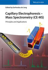 Capillary Electrophoresis – Mass Spectrometry (CE–MS): Principles and Applications