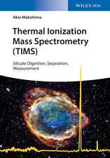 Thermal Ionization Mass Spectrometry (TIMS): Silicate Digestion, Separation, Measurement