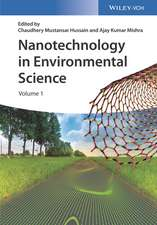 Nanotechnology in Environmental Science: 2 Volumes