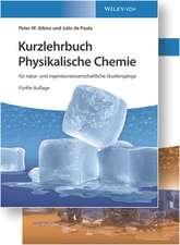 Grundlagen der Physikalischen Chemie: Set aus Lehrbuch und Arbeitbuch