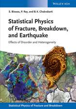 Statistical Physics of Fracture, Breakdown, and Earthquake: Effects of Disorder and Heterogeneity