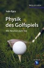 Physik des Golfspiels: Mit Newton zum Tee