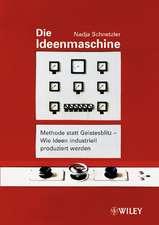 Die Ideenmaschine: Methode statt Geistesblitz – Wie Ideen industriell produziert werden