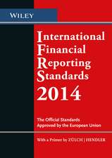 International Financial Reporting Standards 2014: The Official Standards Approved by the European Union