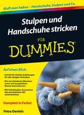 Stulpen und Handschuhe stricken für Dummies