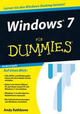 Windows 7 fur Dummies