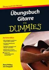 Übungsbuch Gitarre für Dummies