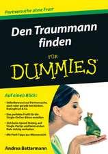 Den Traummann finden für Dummies