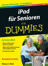iPad fur Senioren fur Dummies 3e