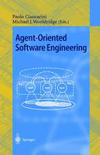 Agent-Oriented Software Engineering: First International Workshop, AOSE 2000 Limerick, Ireland, June 10, 2000 Revised Papers