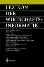 Lexikon der Wirtschaftsinformatik