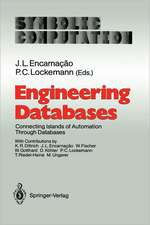 Engineering Databases: Connecting Islands of Automation Through Databases