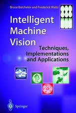 Intelligent Machine Vision: Techniques, Implementations and Applications
