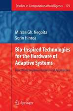 Bio-Inspired Technologies for the Hardware of Adaptive Systems: Real-World Implementations and Applications
