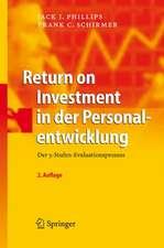 Return on Investment in der Personalentwicklung: Der 5-Stufen-Evaluationsprozess