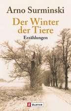 Der Winter der Tiere