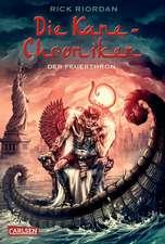 Die Kane-Chroniken 02: Der Feuerthron