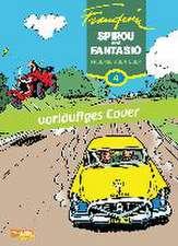 Spirou & Fantasio Gesamtausgabe 04: Moderne Abenteuer