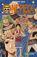 One Piece 24. Träume