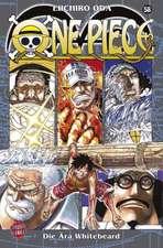 One Piece 58. Die Ära Whitebeard