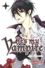 He's my Vampire 01