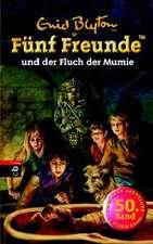Fünf Freunde 50. Fünf Freunde und der Fluch der Mumie