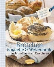 Brötchen, Baguettes und Weizenbrote nach traditionellen Rezepturen