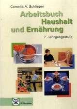 Arbeitsbuch - Haushalt und Ernährung