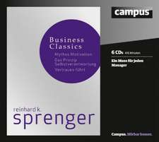 Sprenger Business Classics
