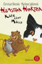Hamster Hektor - Katz oder Maus