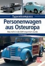 Personenwagen aus Osteuropa