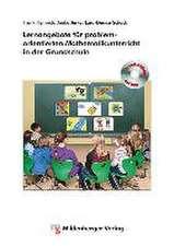 Lernangebote für problemorientierten Mathematikunterricht in der Grundschule