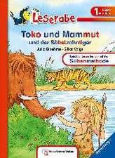 Leserabe -  Toko und Mammut und der Säbelzahntiger
