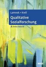 Qualitative Sozialforschung